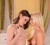 Alyssa Reece & Kiara Lord - Euro Girls on Girls 8