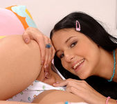 Cindy & Julya Bright - Euro Teen Erotica 5