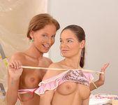Jeny Baby & Lauryn May - Euro Teen Erotica 5