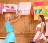 Deniska & Zafira - Euro Teen Erotica 4