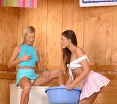 Deniska & Zafira - Euro Teen Erotica 7
