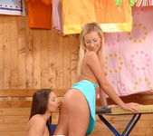 Deniska & Zafira - Euro Teen Erotica 13