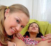 Abigail & Barbamiska - Euro Teen Erotica 11