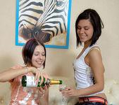 Amber & Maxine - Euro Teen Erotica 4