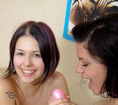 Amber & Maxine - Euro Teen Erotica 10