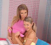 Ally & Mia la Roche - Euro Teen Erotica 6