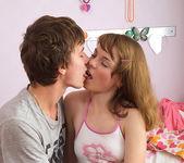 Aglaya fucking her boyfriend - Euro Teen Erotica 9