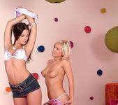 Eve Angel & Gina Blond 12