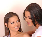Eve Angel & Simony Diamond 3