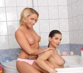 Eve Angel & Kathia Nobili 6