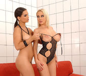 Eve Angel & Mandy Dee 9