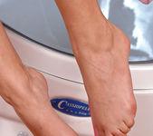Blue Angel & Jessie Volt - Hot Legs and Feet 5