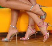 Nataly & Daisy - Hot Legs and Feet 2