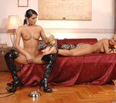 Kyla Fox & C.J. - Hot Legs and Feet 14