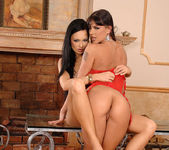 Regina Moon & Simony - Hot Legs and Feet 12