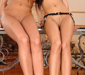 Regina Moon & Simony - Hot Legs and Feet 15