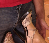 Cristina Bella - Hot Legs and Feet 5