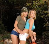 Zoe L Fox & Zuzana Z. - Hot Legs and Feet 2