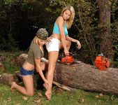 Zoe L Fox & Zuzana Z. - Hot Legs and Feet 3