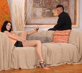Jasmine Luna Gold - Hot Legs and Feet 2