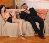 Jasmine Luna Gold - Hot Legs and Feet 3