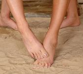 Aiden & Angelina Crow - Hot Legs and Feet 6