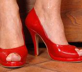 Kathia - Hot Legs and Feet 16