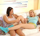 Bonie & Lucy Diamonds - Hot Legs and Feet 2