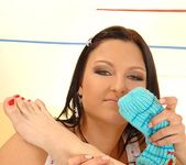 Bonie & Lucy Diamonds - Hot Legs and Feet 5