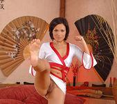 Sylvia Laurent - Hot Legs and Feet 2