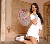 Angel Kiss tennis nudes - Hot Legs and Feet 5