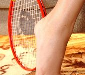Angel Kiss tennis nudes - Hot Legs and Feet 11