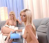 Bambi & Jasmin - Hot Legs and Feet 9