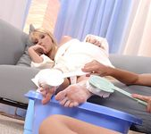 Bambi & Jasmin - Hot Legs and Feet 11