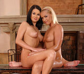 Antonia & Kathia - Hot Legs and Feet 15