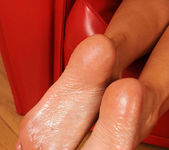 Lea Tyron - Hot Legs and Feet 15
