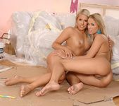Brandy Smile & Regina Ice - Hot Legs and Feet 15