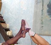 Abbie Cat & Nikita - Hot Legs and Feet 9
