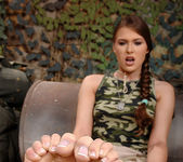 Rebecca Contreras - Hot Legs and Feet 4