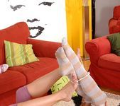 Mia & Nataly - Hot Legs and Feet 8