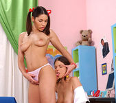 Simony & Zafira - Hot Legs and Feet 12