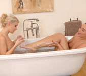 Bridget & Kety Pearl - Hot Legs and Feet 7