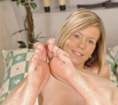 Jenna Sweet & Misty Mild - Hot Legs and Feet 15