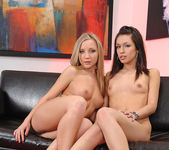 Aleksandra & Tatyana - Hot Legs and Feet 16