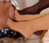 Ivana Sugar & Lisa - Hot Legs and Feet 2