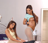 Eve Angel & Zafira - Hot Legs and Feet 13