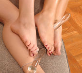 Cindy & Valerie - Hot Legs and Feet 16