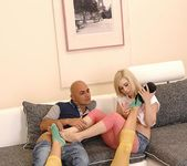 Denise & Nesty - Hot Legs and Feet 4