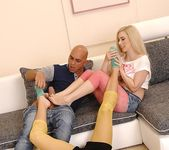 Denise & Nesty - Hot Legs and Feet 5