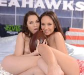 Nataly Von & Stacy Snake - Hot Legs and Feet 16